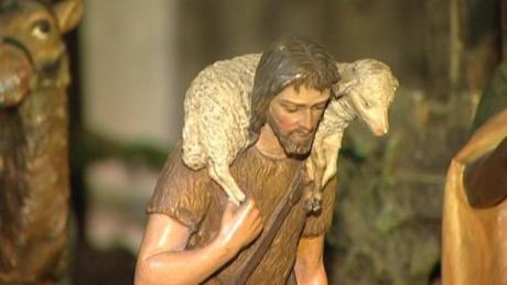 Pastýř v Betlémě. FOTO archiv ČT
