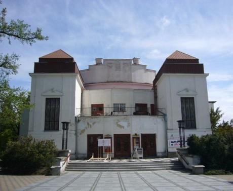 Městské divadlo Kladno. FOTO archiv