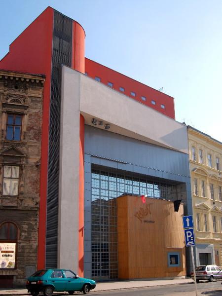 Loutkové divadlo Radost Brno. FOTO archiv