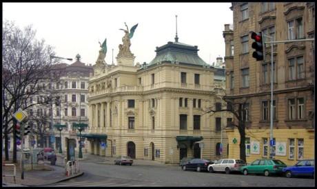 Divadlo na Vinohradech. FOTO archiv