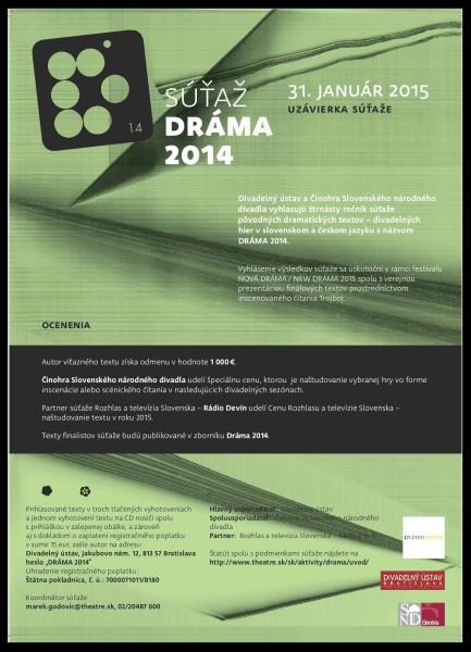 Drama 2014-vyzva