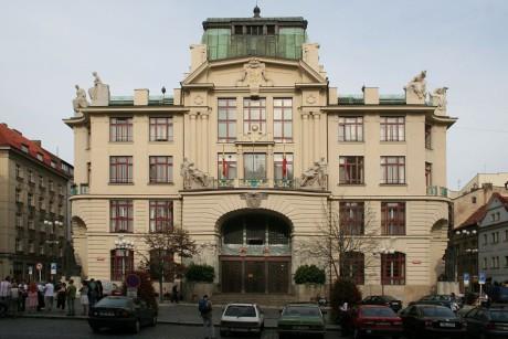 Magistrát hlavního města Prahy - Nová radnice na Marianském náměstí. FOTO archiv