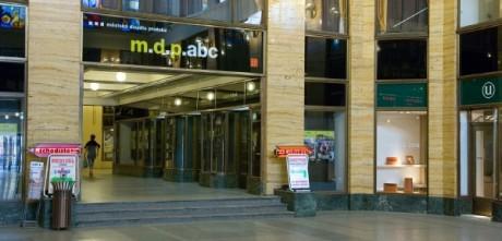 Divadlo ABC. FOTO archiv MDP