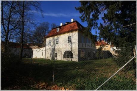 Werichova vila na pražské Kampě. FOTO archiv