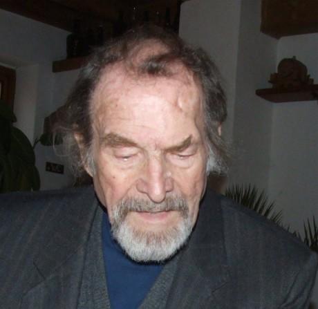V r. 2007. FOTO rodinný archiv