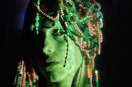 V performanci Orfeus (2007). FOTO archiv Clipa Theater