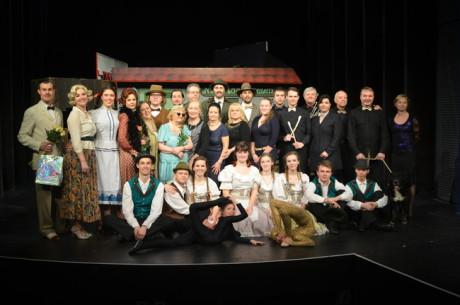 Nové operetní Studio Brno. FOTO archiv NDB