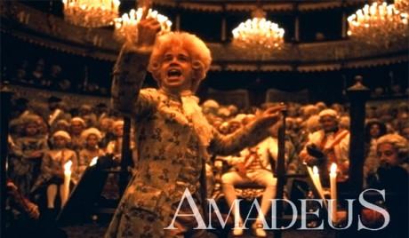 Formanova Amadea jsem viděl na obrazovce dosluhujícího televizoru. FOTO archiv