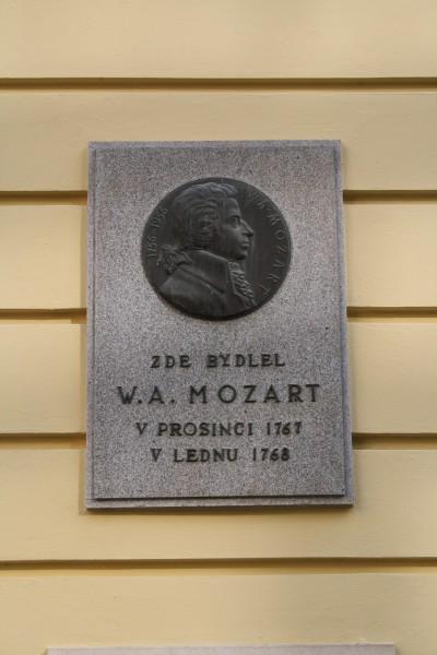 Mozart v brněnské Redutě. FOTO archiv