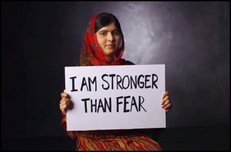 Jsem silnější než strach.  FOTO archiv
