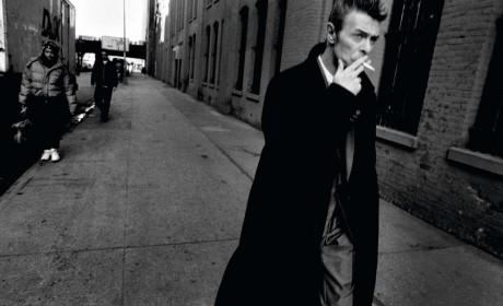 Antonín Kratochvíl: David Bowie. FOTO ANTONÍN KRATCHVÍL