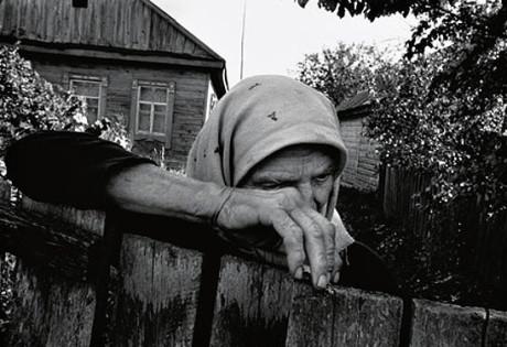 Antonín Kratochvíl: Černobyl. FOTO ANTONÍN KRATCHVÍL