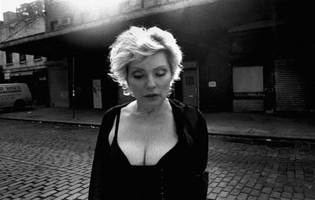 Antonín Kratochvíl: Debbie Harry. FOTO ANTONÍN KRATCHVÍL