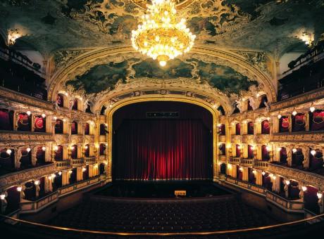 Hlediště Státní opery v Praze. FOTO archiv ND