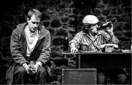 Václav Havel: Audience, Samuel Beckett: Katastrofa