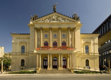 Státní opera. FOTO archiv DÚ