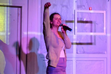 Hana Baroňová představuje typ energicky cílevědomé výzkumnice se snahou zdokonalovat se. FOTO archiv Formela