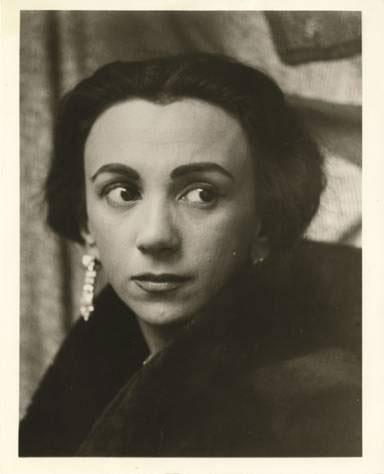 Broadwayská herečka konce 40. let. FOTO archiv
