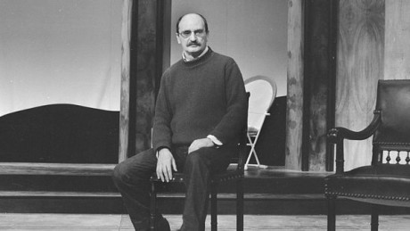 Sławomir Mrożek v r. 1986. FOTO archiv