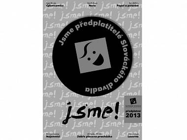 JSME! (Předplatitelé Slováckého divadla). Repro archiv