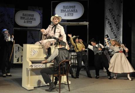A počaly se dít věci… FOTO archiv Divadla Radost