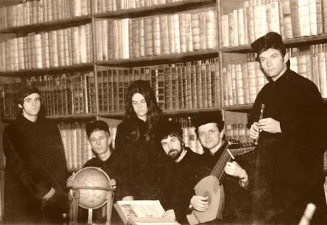Spirituál kvintet v dobách svých počátků. FOTO archiv