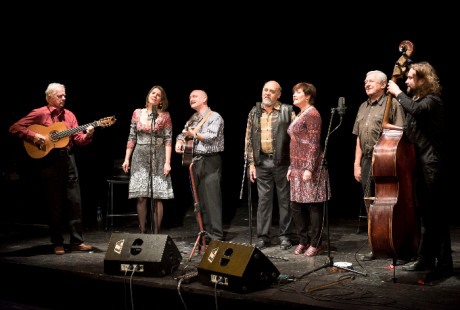 Spirituál kvintet 2015. FOTO PETRA HAJSKÁ