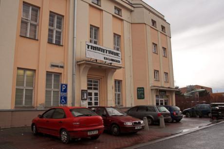 Divadlo Tramtarie Hynaisova 554/11, Olomouc. FOTO archiv