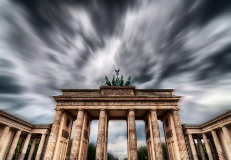 Berlín - Braniborská brána. FOTO archiv