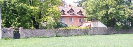 Vila Rusalka, Vysoká u Příbramě. FOTO archiv autora