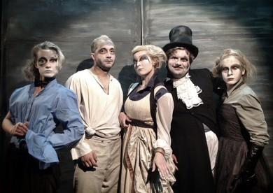 V prvním večeru se totiž měli představit performeři z varšavského Mime Center. FOTO archiv souboru