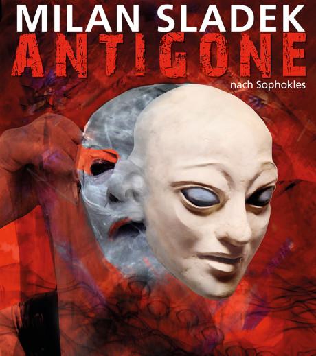 My mime-milan-sladek-poster-antigone