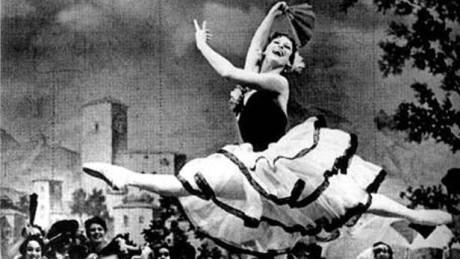 Kitri v Donu Quijotovi (1964). FOTO archiv