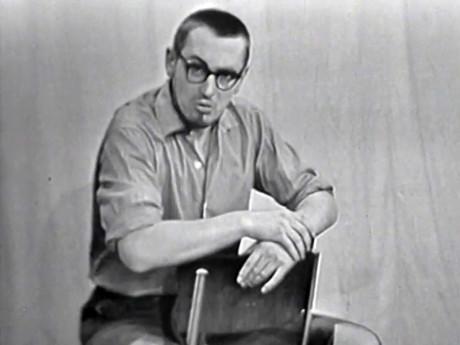 Malý lord v Člověku z půdy v Divadle Semafor (prem. 1959). FOTO archiv ČT (1961)
