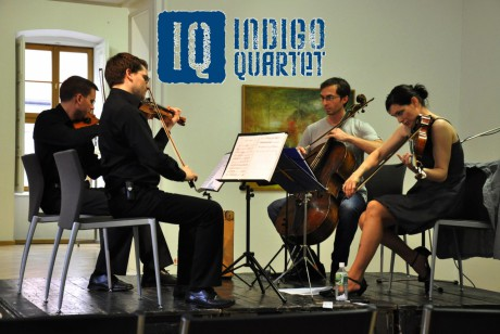 A ani Indigo kvartet jsem neznal. Hanba mi dvojitá! FOTO archiv