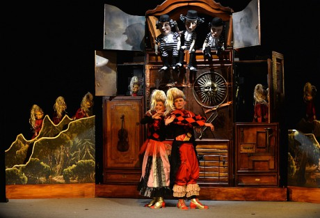 Právě ta pohádkovost příběhů mě přivedla na nápad přiblížit tento singspielový skvost dětským divákům. FOTO archiv Divadla Radost