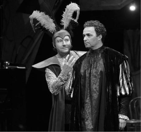 Faust a Markétka