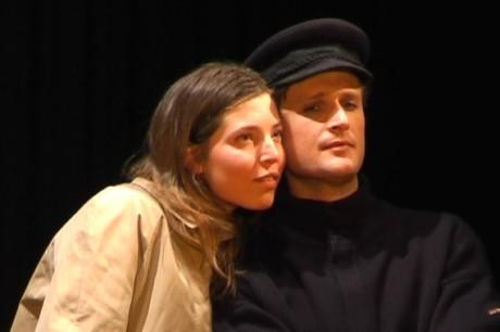 Christina i Clément působili na scéně velice uvolněně, sebejistě, přitom neztráceli schopnost sebeironie. FOTO archiv