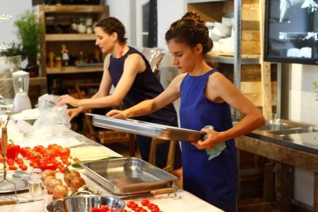 Umění, nebo vaření? FOTO LUDĚK NEUŽIL