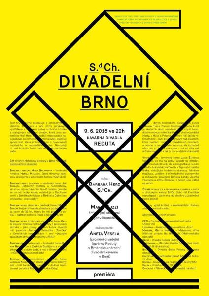 Tucek-Divadelni svet-poster