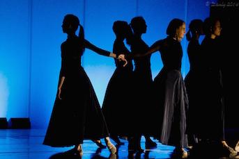 S největší oblibou se pouštím do tvorby choreografií z prostředí, které je pro mě jako muže nepochopitelné - tedy z ženského světa: Změny ženy. FOTO archiv souboru