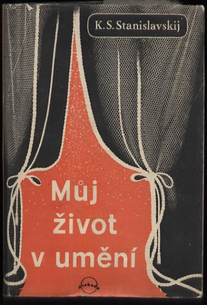Konstantin Sergejevič Stanislavskij: Můj život v umění. Repro archiv