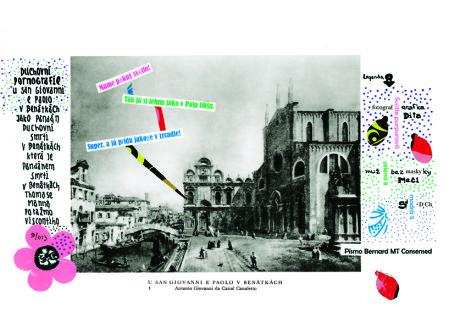 Spiritual Death in Venice. Repro archiv S. d. Ch.