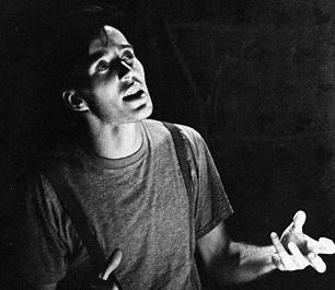 Kdo dnes vzpomene na Petra Lébla a jeho veřejně vydávaný festivalový deník Ježeček Kamzíček plný bláznivé fantazie? FOTO archiv