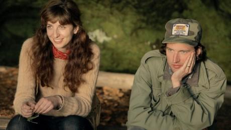 Americký tramping neexistuje, dodává Bára - ne s tou romantikou, kamarádstvím a touhami po svobodě (z filmu Amerika). FOTO archiv MFF KV