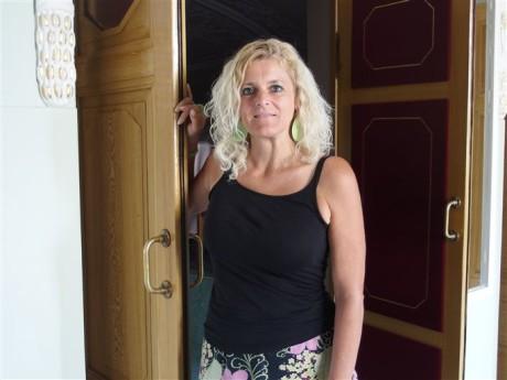 Janeta Benešová. FOTO archiv města Mladá Boleslav