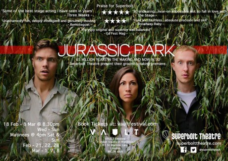 Fringe-Jurassic Park-poster-2