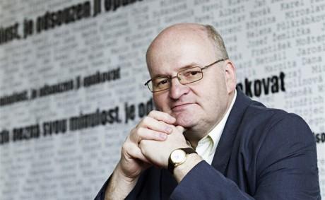 Ministr kultury Daniel Herman. FOTO JÁN ZÁTORSKÝ