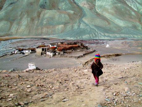 Příběh si našel sám život, když do souboru přišel kluk z Himalájí Odzer Stanzin. FOTO archiv souboru