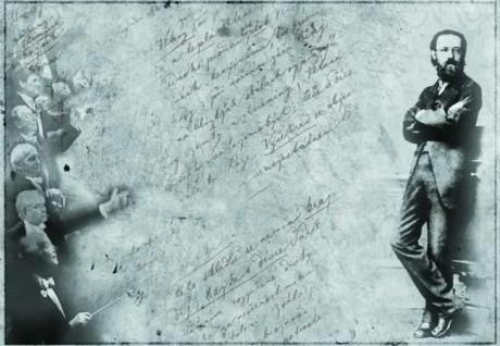 Ze sluchátek se do mé duše valí hudba hluchého skladatele Bedřicha Smetany. Repro archiv